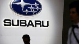 Subaru fechará fábricas em julho temporariamente por falta de chips