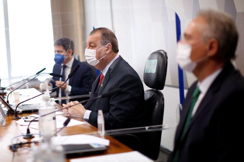 CPI da Covid convoca representantes de Google, Twitter e Facebook para depor
