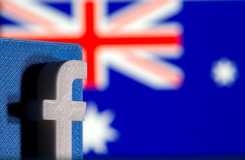Facebook rejeita conversa com publicação australiana, pode testar lei sobre conteúdo online