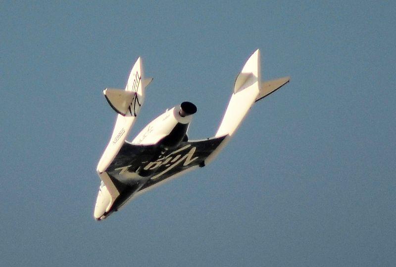 Virgin Galactic recebe sinal verde para decolar com turistas para o espaço