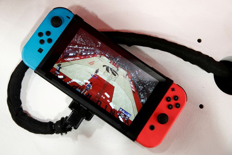 Nintendo vai lançar console Switch com tela Oled