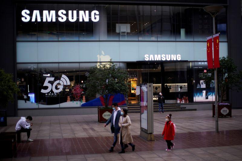Samsung Electronics sinaliza salto de 53% no lucro do 2º tri e supera previsões