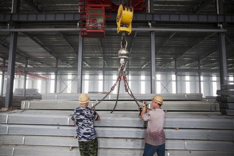 Escritório de Comércio dos EUA age para conter importação de aço do Brasil e do México