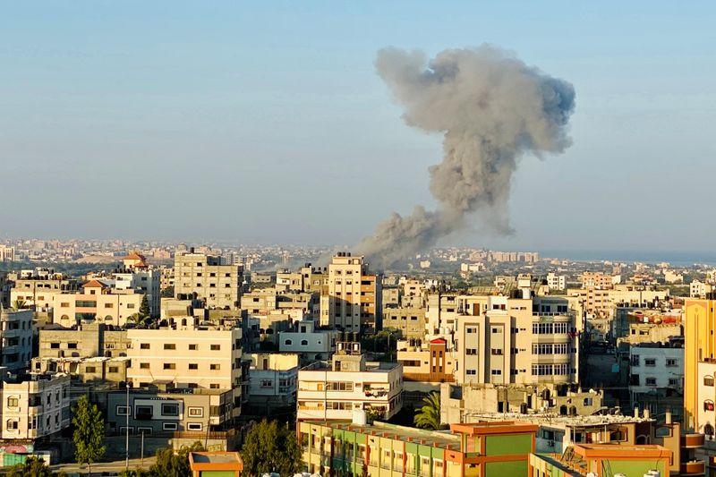 Israel e Hamas concordam em restaurar calma ao longo da fronteira de Gaza