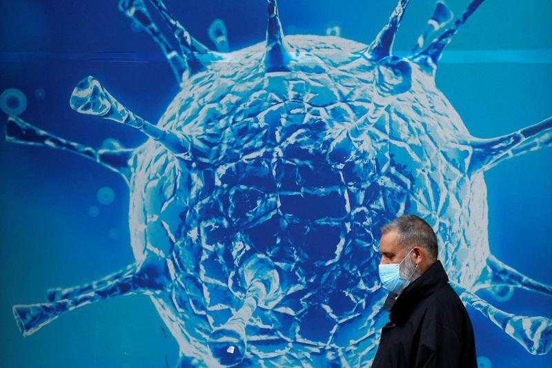 OMS relata recorde diário global de mais de 307 mil casos de coronavírus