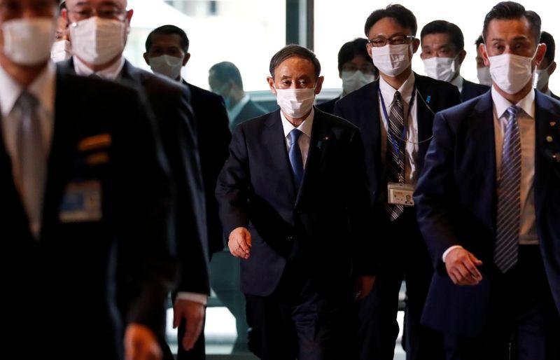 Novo premiê do Japão diz que apoiará quem sofreu prejuízo econômico