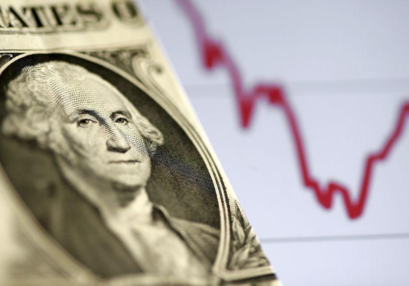 Dólar avança ante real com permanência de aversão a risco global
