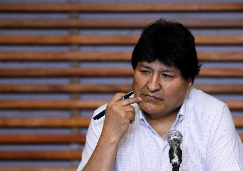 Justiça da Bolívia anula mandado de prisão contra Evo Morales