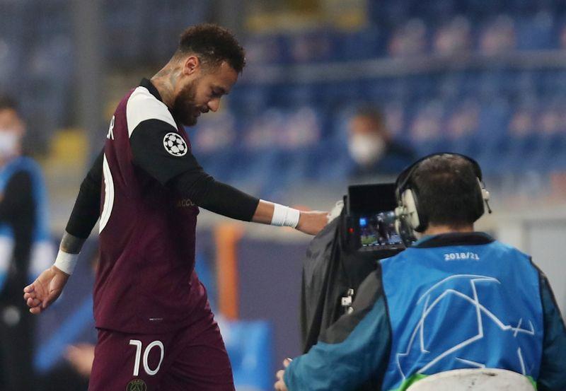 Neymar é cortado de jogo contra Uruguai pelas eliminatórias