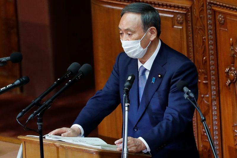 Premiê do Japão diz que não há necessidade de nova emergência por coronavírus; casos atingem recorde