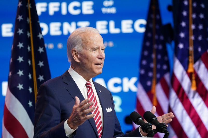 Biden pode anunciar nomes de gabinete em meio a esforço de Trump para impedir transição