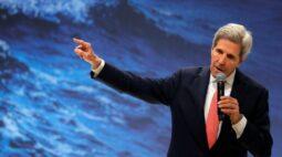 Biden indica John Kerry para enviado especial dos EUA para Meio Ambiente e enfatiza diplomacia