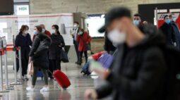 OMS endurece diretrizes de uso de máscaras em áreas com Covid-19