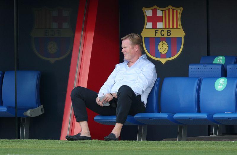 """Calendário com muitas partidas está """"matando os jogadores"""", diz técnico do Barcelona"""