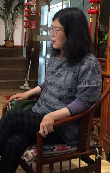 China sentencia jornalista a 4 anos de prisão por relatar vírus em Wuhan