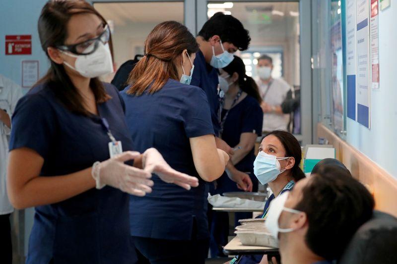 Chile registra primeiro caso de variante britânica do coronavírus, diz Ministério da Saúde