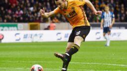 Liverpool contrata atacante português Jota, do Wolverhampton