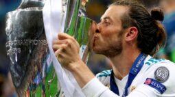 Bale diz que sentiu que era a hora certa de voltar ao Tottenham