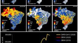 EXCLUSIVO-Pesquisa brasileira aponta correlação inversa entre casos de dengue e Covid-19
