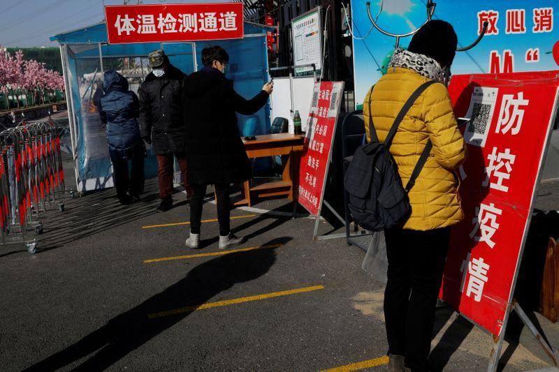 China registra maior número diário de casos de Covid-19 em mais de 5 meses