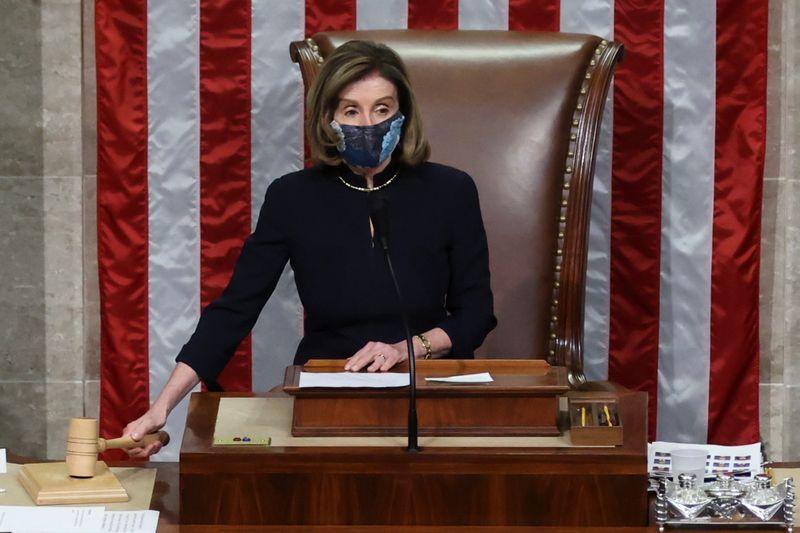 Câmara dos EUA aprova impeachment de Trump após ataque ao Capitólio; destino fica nas mãos do Senado