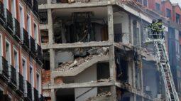 Prefeito de Madri diz que explosão no centro da cidade matou ao menos 2 pessoas