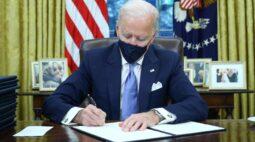 Governo Biden tenta convencer republicanos a aprovar plano de alívio de U$1,9 trilhão