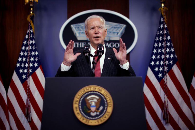 Em estreia na Otan, Biden pretende reconstruir confiança quebrada por Trump