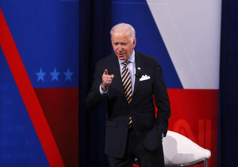 Biden diz que China enfrentará consequências por abusos de direitos humanos