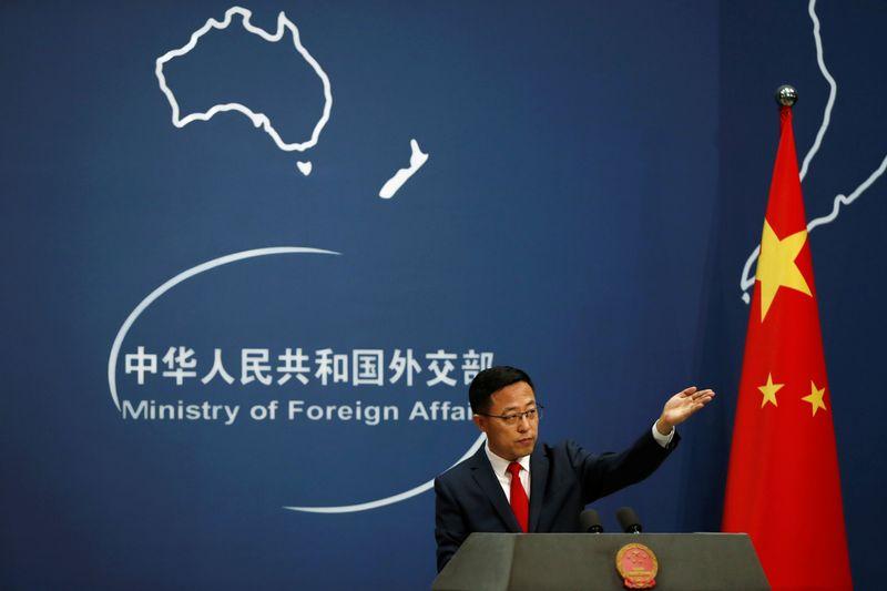 China nega exigir exames de amostra anal de diplomatas dos EUA