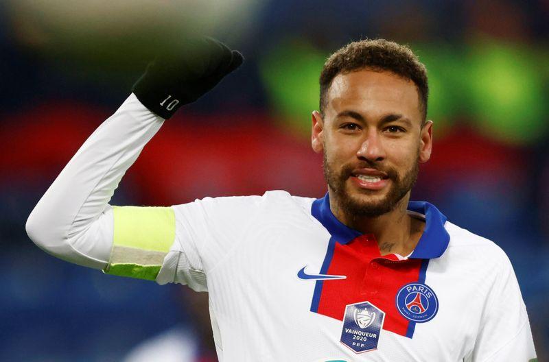 """Neymar diz que não pensa em Bola de Ouro: """"Quero ganhar a Liga dos Campeões"""""""