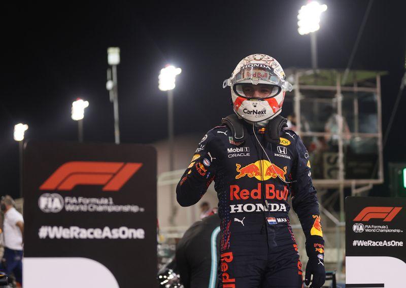 Max Verstappen coloca a Red Bull na pole position no Barein