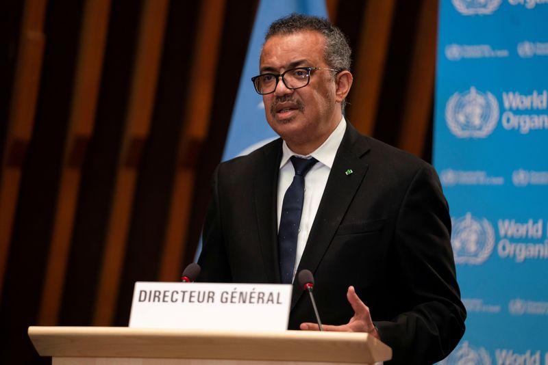Líderes de 23 países apoiam ideia de tratado pandêmico para emergências futuras