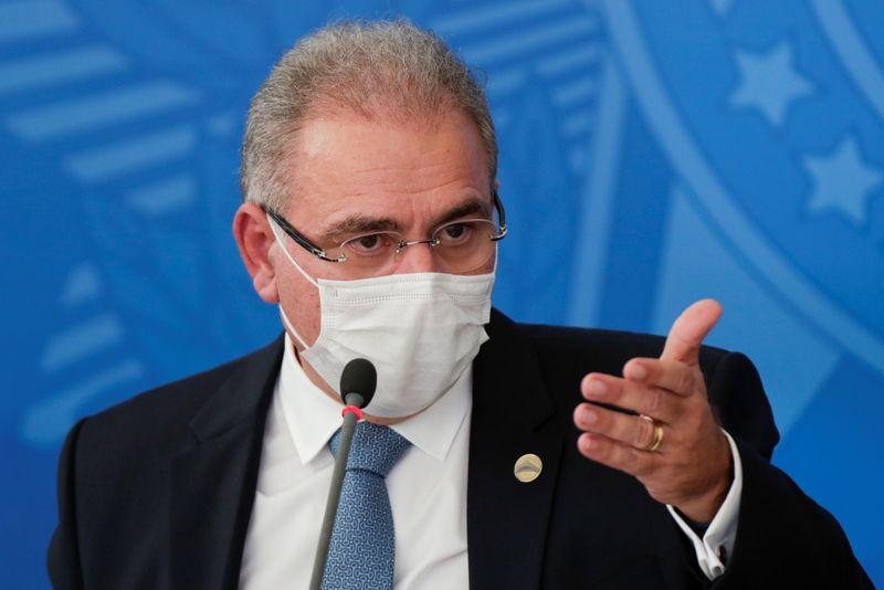 Queiroga tem reunião com assessor médico da Casa Branca e diz que tratativas com EUA estão avançadas