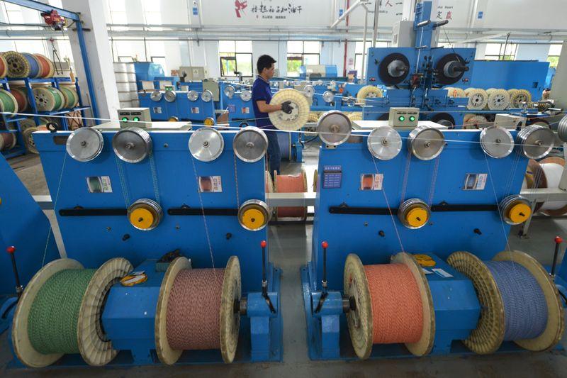 Crescimento forte da indústria na China em março impulsiona recuperação, mostra PMI oficial