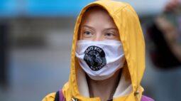 """""""Hora de fazer a coisa certa"""" diz Greta Thunberg sobre o clima em Congresso dos EUA"""