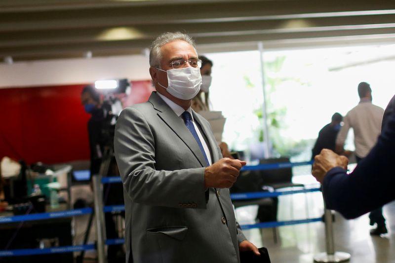 CPI da Covid é instalada e Renan Calheiros é confirmado relator