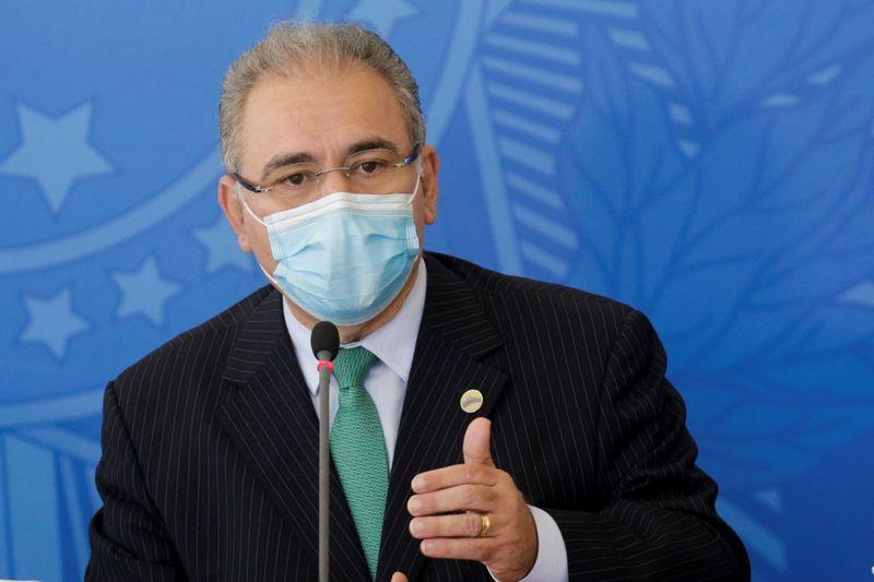 Ministério anuncia antecipação de 2 milhões de doses da Covax para maio