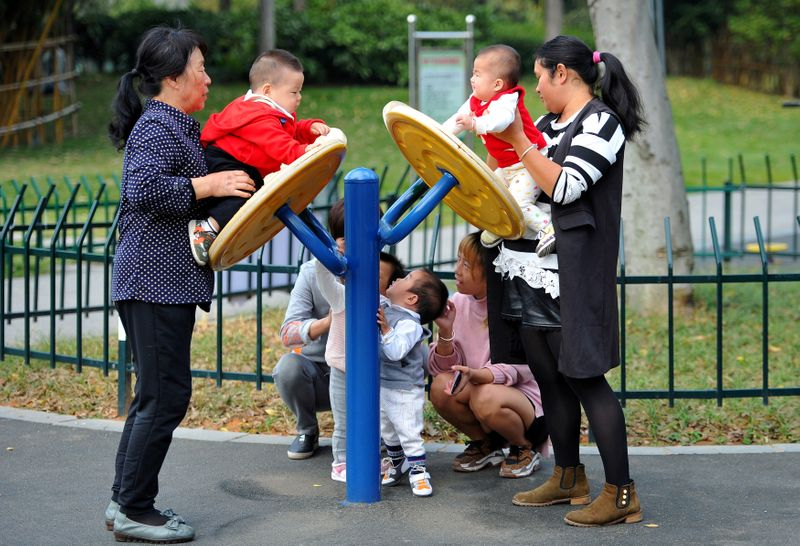 China tenta conter especulação sobre redução populacional