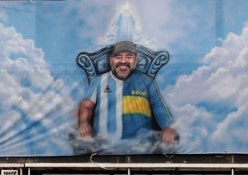 """Junta médica diz que atendimento a Maradona antes da morte foi """"deficiente e temerário"""""""