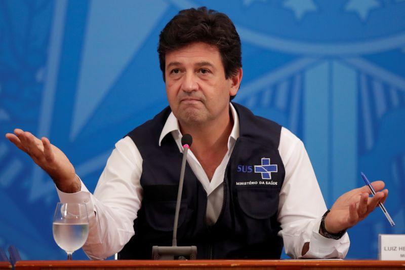 "Mandetta diz que alertou Bolsonaro ""sistematicamente"" sobre gravidade da pandemia"
