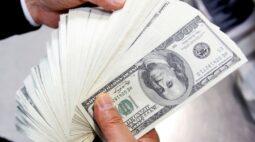 Dólar tem leve alta contra real; foco permanece na inflação dos EUA