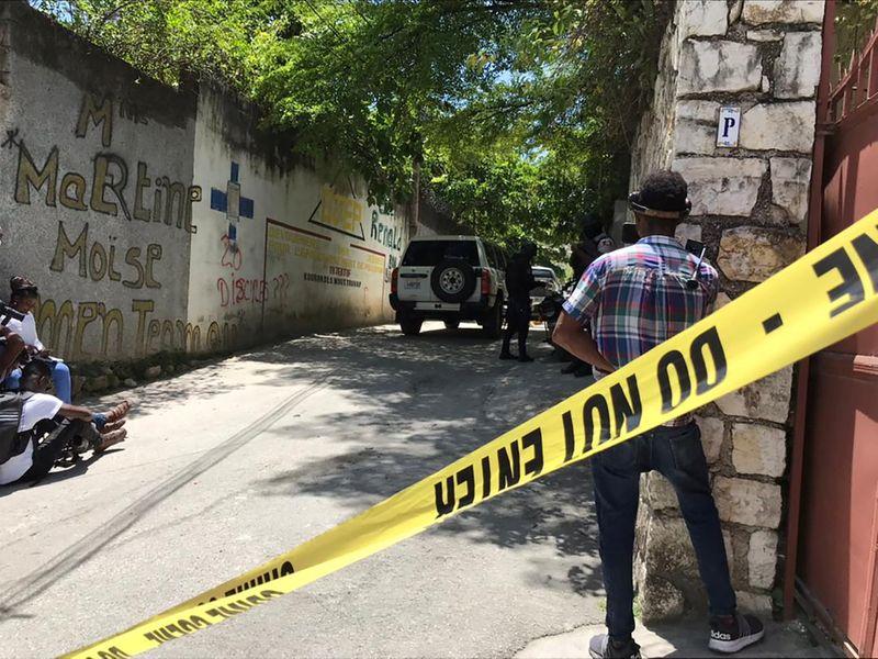 Americano preso por assassinato de presidente do Haiti teve laços com forças de segurança, diz fonte