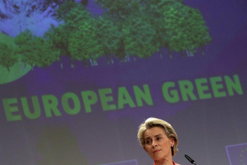 """UE lança grande plano climático para """"nossos filhos e netos"""""""