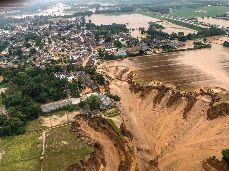 Europa Ocidental pode ter mais inundações; mortos passam de 110