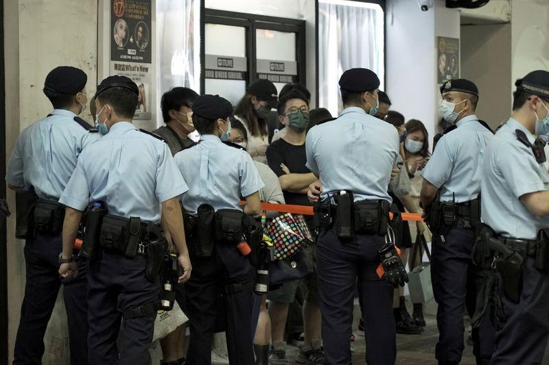 EUA aplicam sanções a autoridades chinesas por repressão em Hong Kong