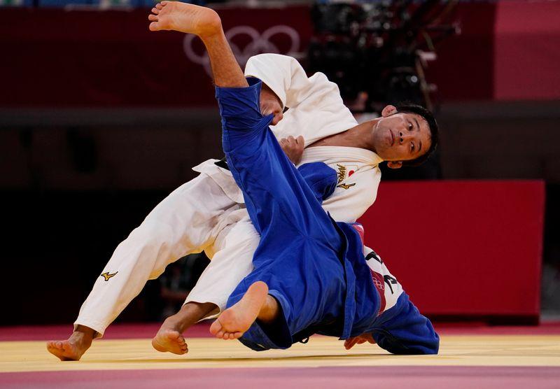 Judoca Takato ganha o primeiro ouro do Japão na Tóquio 2020