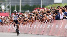 Ciclismo de estrada se torna rara chance para torcedores em Olimpíada sem público