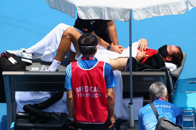 Federação aceita pedidos de tenistas para alterar horário de jogos em Tóquio por causa do calor