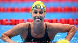 Australiana Emma McKeon alcança recorde com sete medalhas; Dressel leva cinco ouros na natação